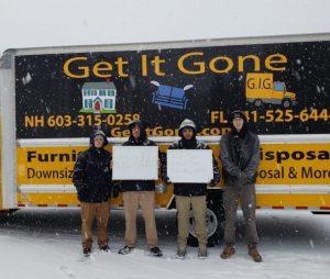 New Hampshire Moving Crew
