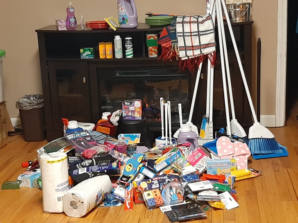 donation for Families In Transition