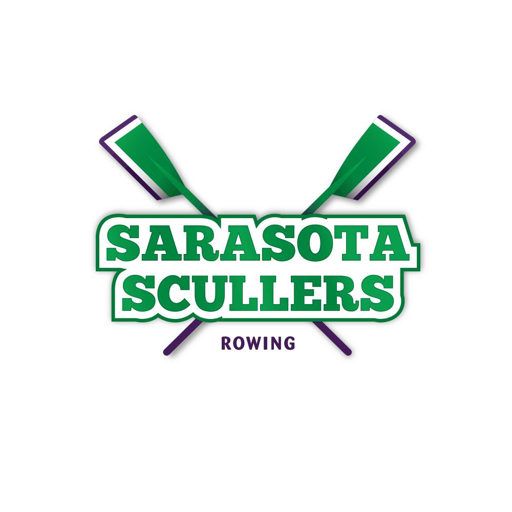 Sarasota Scullers Rowing Logo