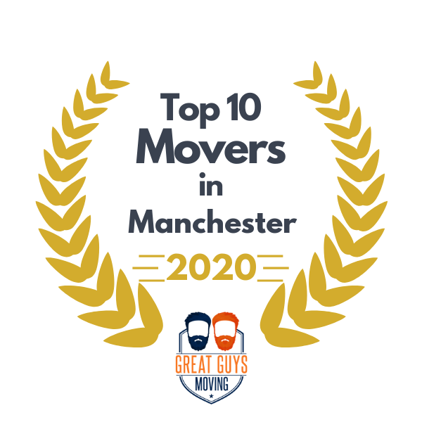 Manchester Top Movers award 2020