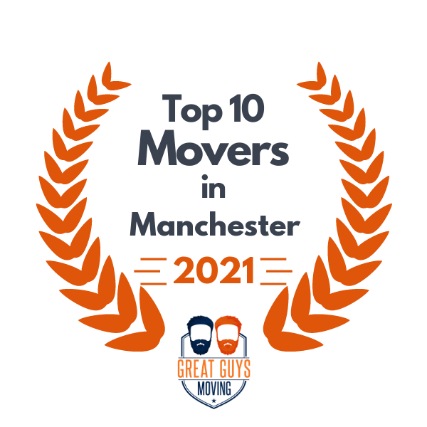 Manchester Top Movers award 2021